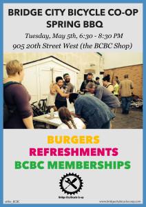 BCBC Spring BBQ 2015