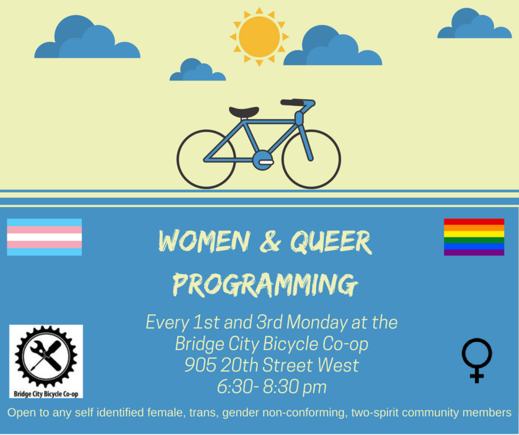 Women & Queer Programming